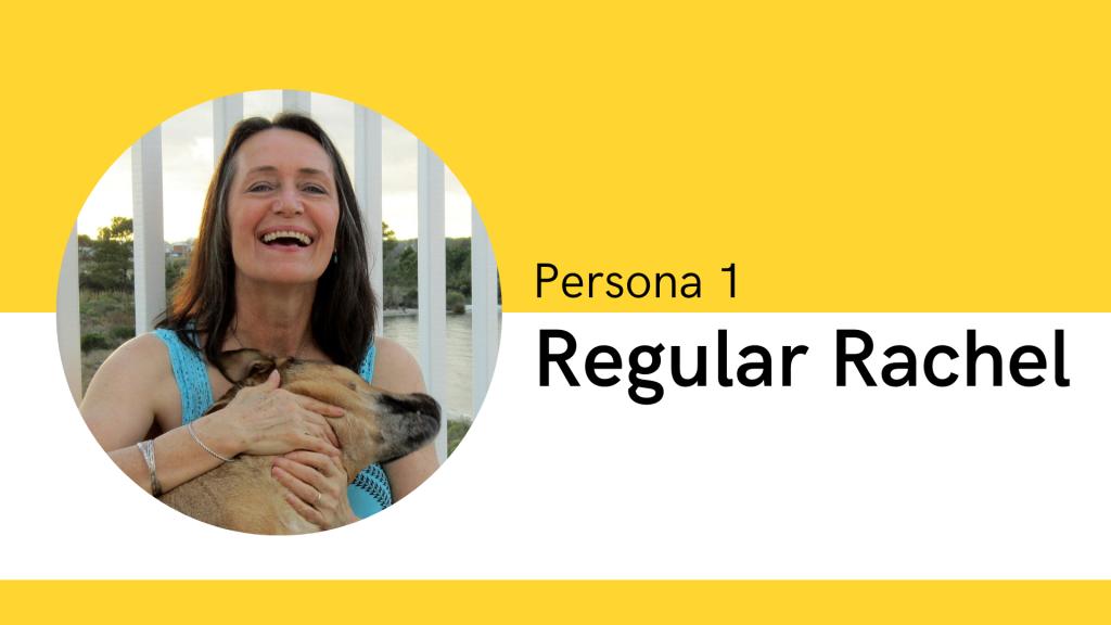Persona 1 Regular Rachel
